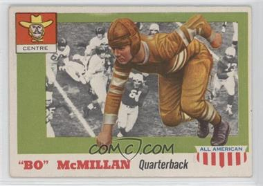 1955 Topps All American - [Base] #47 - Bo Mcmillan