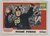 Duane Purvis [Good to VG‑EX]