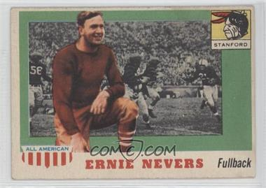 1955 Topps All American - [Base] #56 - Ernie Nevers [Good to VG‑EX]