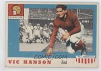 Vic Hanson [GoodtoVG‑EX]