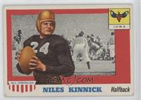 Niles Kinnick [Good to VG‑EX]