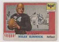 Niles Kinnick [Poor to Fair]