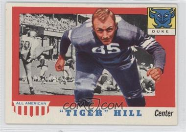 "1955 Topps All American - [Base] #60 - ""Tiger"" Hill"