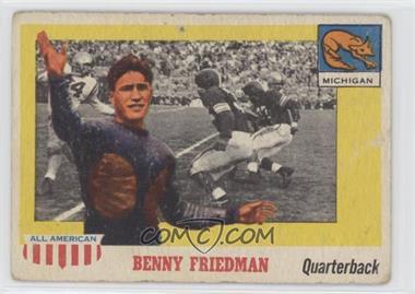 1955 Topps All American - [Base] #64 - Benny Friedman