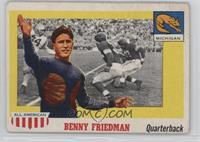 Benny Friedman [GoodtoVG‑EX]