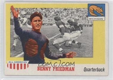 1955 Topps All American - [Base] #64 - Benny Friedman