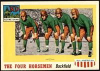 The Four Horsemen [NM]