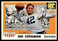 Sid Luckman [NM]