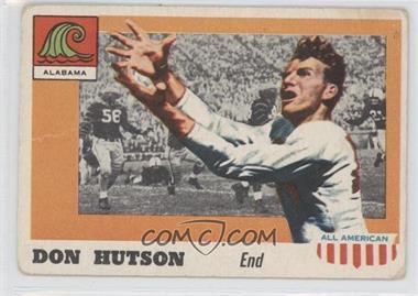 1955 Topps All American - [Base] #97 - Don Hutson