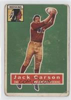 Jack Carson [Good to VG‑EX]