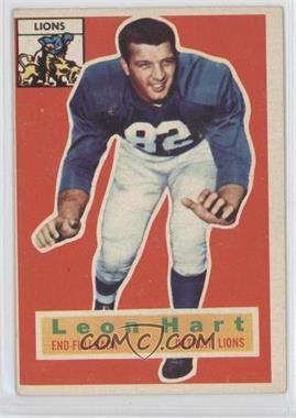 1956 Topps - [Base] #104 - Leon Hart