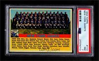 New York Giants Team [PSA7NM]