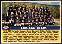 Chicago Bears Team [NM+]