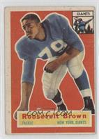 Roosevelt Brown [GoodtoVG‑EX]