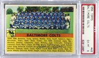 Baltimore Colts Team [PSA6EX‑MT]