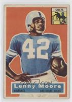 Lenny Moore [NoneGoodtoVG‑EX]