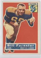 Bill Forester [Poor to Fair]