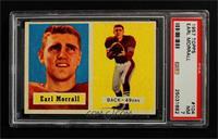 Earl Morrall [PSA7NM]