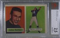 Johnny Unitas [BVG 2.5 G‑VG]