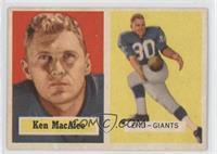 Ken MacAfee
