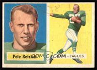 Pete Retzlaff [EX]