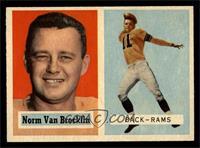 Norm Van Brocklin [NM]