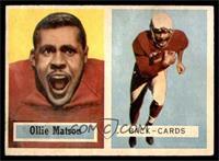 Ollie Matson [EX]