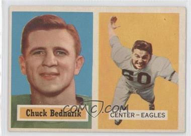 1957 Topps - [Base] #49 - Chuck Bednarik