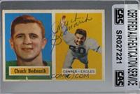Chuck Bednarik [CAS Certified Sealed]