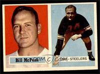 Bill McPeak [EX]