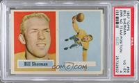 Will Sherman (No Name on Front) [PSA 4]