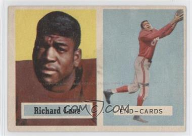 1957 Topps - [Base] #85 - Dick Lane