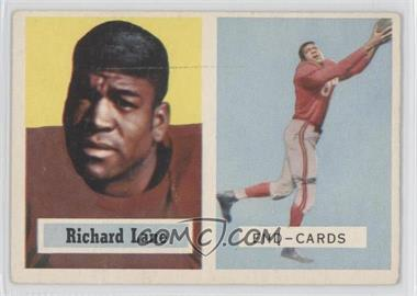 1957 Topps - [Base] #85 - Dick Lane [Good to VG‑EX]