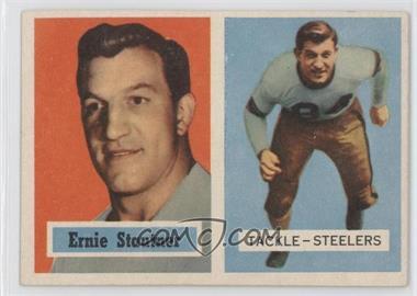 1957 Topps - [Base] #92 - Ernie Stautner