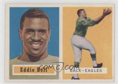 1957 Topps - [Base] #99 - Eddie Bell