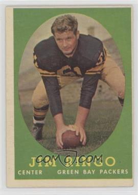 1958 Topps - [Base] #103 - Jim Ringo