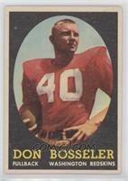 Don Bosseler [NoneGoodtoVG‑EX]