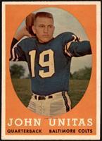 Johnny Unitas [NM+]