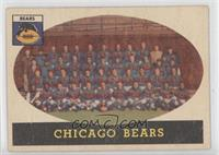 Chicago Bears Team [Noted]