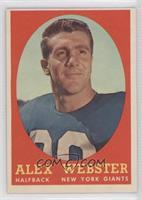 Alex Webster