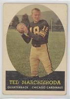 Ted Marchibroda [PoortoFair]