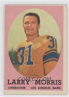 Larry Morris [Good to VG‑EX]