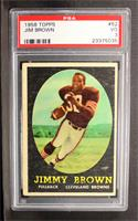 Jim Brown [PSA 3]