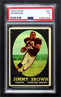 Jim Brown [PSA 3 VG]