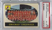 Chicago Cardinals Team [PSA 6 EX‑MT]