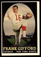 Frank Gifford [VG]