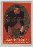 Marv Matuszak [Good to VG‑EX]