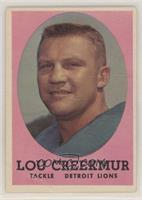 Lou Creekmur [PoortoFair]