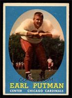 Earl Putman [VG]