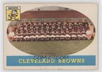 Cleveland Browns Team [Good to VG‑EX]